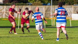Middlesbrough 1st XV vs's North Shields