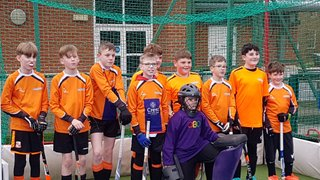 U12 boys Sunday 25th March