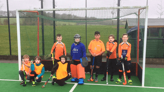 U10 boys at County Cup March 2019