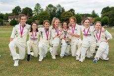 Lady Taverners U15 Girls