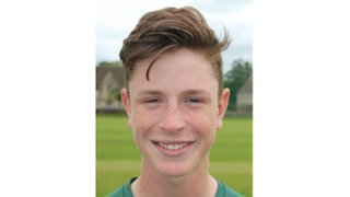 Charley Reed makes Play-Cricket Honours Board