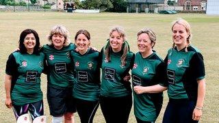 Update on progress of Corsham Women's team