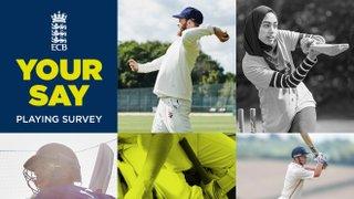 The 2019 Cricket Playing Survey is live!