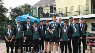 Corsham Under 19 XI win Wiltshire leg of the Vitality U19 Competition