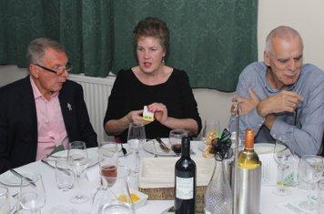 Paul Jackson+Liz Barker+Neville Dennett