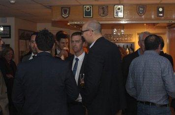 Jon Parker+Sally Klewin+Ned Jones+Simon Crampton+Will Collier+Martin Roberts+Jon Bedbrook+Steve Abbott+Mr & Mrs Kington