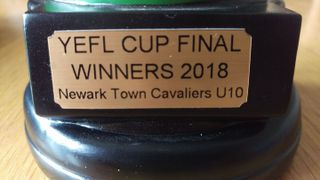 YEFL presidents Cup Final