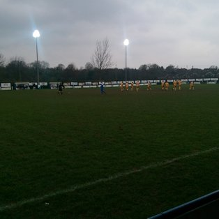 Blaby & Whetstone V Ellistown And Ibstock