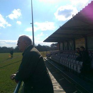 Ellistown And Ibstock Utd v Anstey Nomads