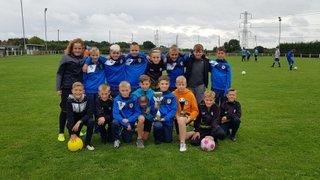 Ellistown FC V Asfordby
