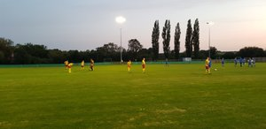 Ashby Ivanhoe Knights v Ellistown FC