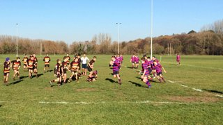 Under 15s Edged Out By Eastleigh