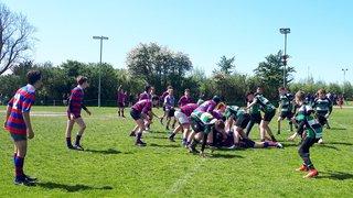 U15s Tour to Devon Rugby Festival