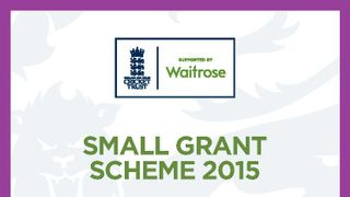 Wycombe House CC boost facilities through ECB Scheme supported by Waitrose