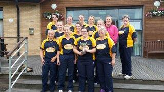 Ladies win T20 Division Competion