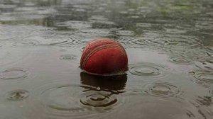 Washout at Alderley!