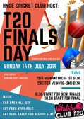 Finals Day - all you need to know