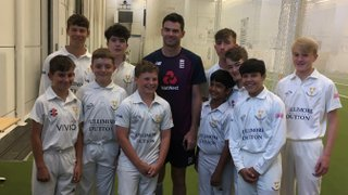 CBH youngsters at Lords, July 2019