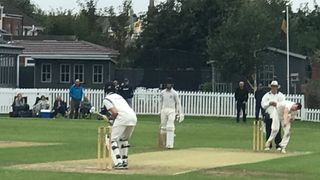 Cheshire Cup Final: CBH v Hyde, 15 September 2019