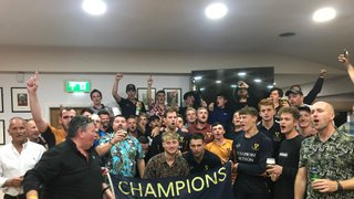 Champions Party Night, 14 September 2019