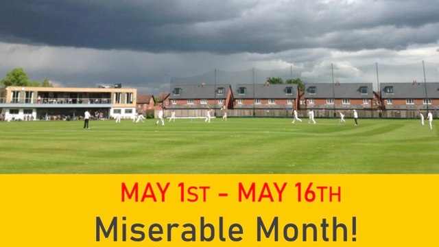 Cheshire League Newsletter - 1-16 May 2021