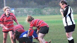 Manchester Girls U15's v Tyldesley Sun 13th Nov '11