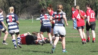 Manchester Girls U18s v Eccles Sunday 25th March 12