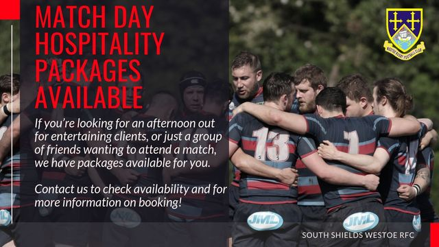 Match Day Hospitality Packages