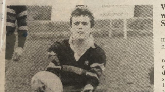 Paul Donnelly RIP
