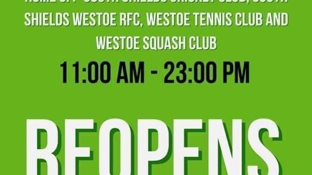 Club Reopening