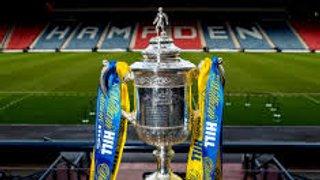 William Hill Scottish FA Cup 1st Round Draw