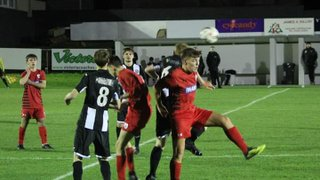 Fraserburgh U18s v Queens Park U18s 021118 (by Barry Walker)