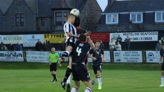 Fraserburgh v Ross County Colts (by Barry Walker 060819)