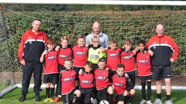 Harefield Utd U15 Reds