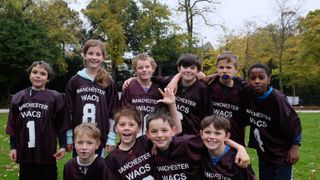 U12s vs Brooklands 24/10/2015