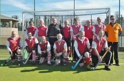 Vets lose against superior opposition