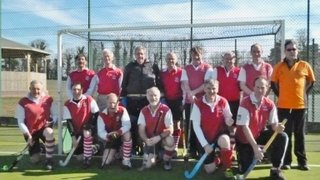 Vets draw a competitive game played in good spirit against old friends