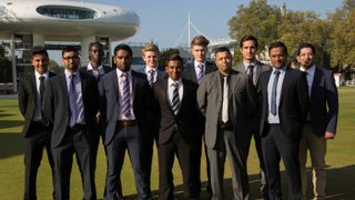 Wycombe House verses Cross Arrows - Lords 2015