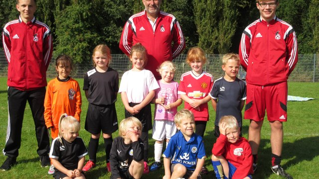 Mini Soccer School