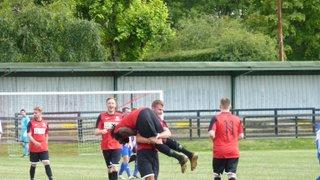 Eastwood Community FC vs Pinxton FC