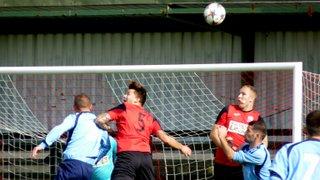 Eastwood Community FC vs Bulwell FC