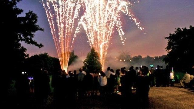Update on Firework Display November 2021