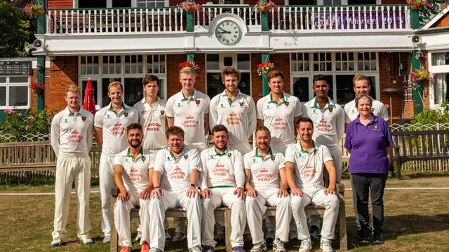 Middlesex Cup Finals - Saturday 19th Sept