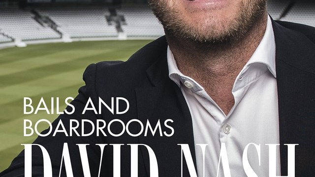 David Nash's New Book Bails and Boardrooms'
