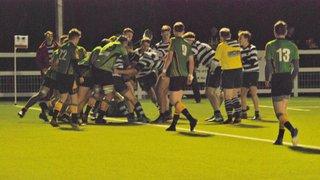 Academy v Bracknell - Cup Nov 18