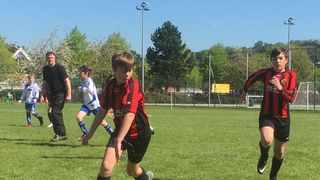 U12 Hotspur v Eversley