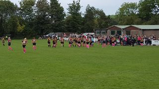 Littleborough Ladies vs Derby