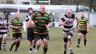 Littleborough 3's vs Heaton Moor 3's