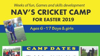 Nav Akhtar's Easter cricket camp returns to OE's for another year!