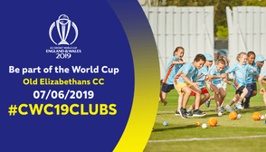 ECB World Cup Families Evening